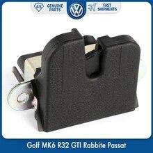 Pestillo de bloqueo para tapa de maletero, Original, OEM, para VW Volkswagen Golf MK6 R32 GTI Rabbite Passat Variant 5KD 827 505 9B9 5K0827505A