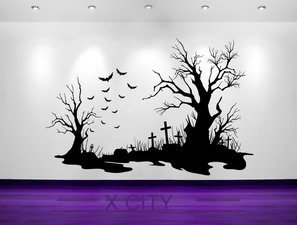 Spooky Home Decor