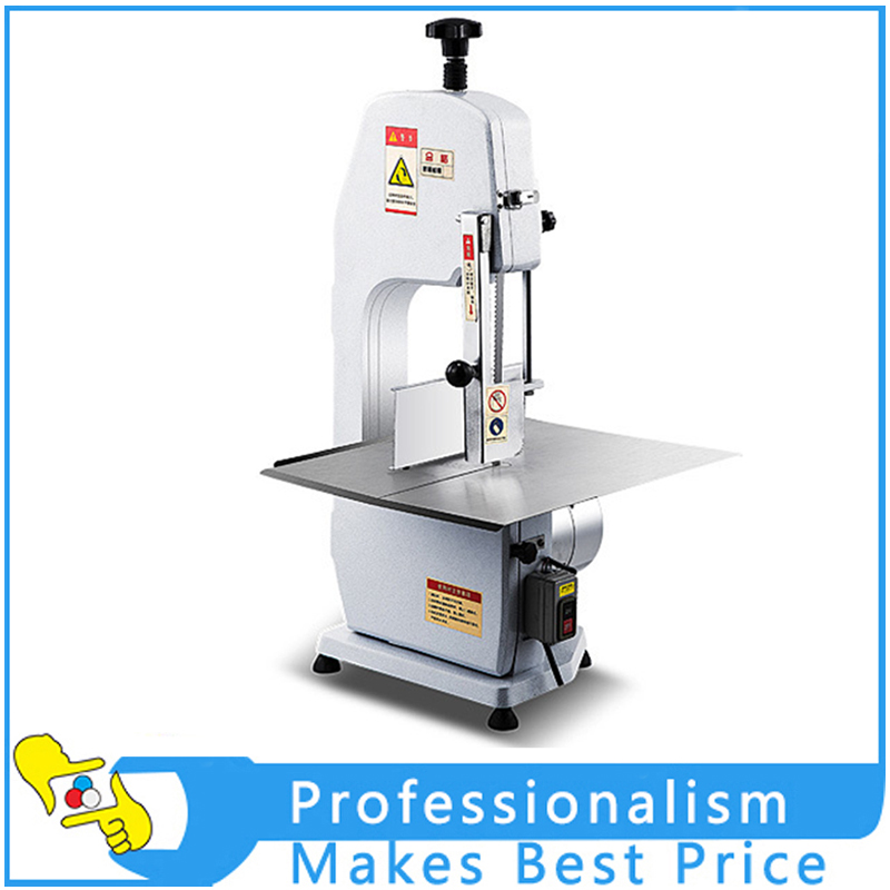 220V Commercial Bone Sawing Machine Frozen Meat Cutter Machine Bone Cutting Saw Machine