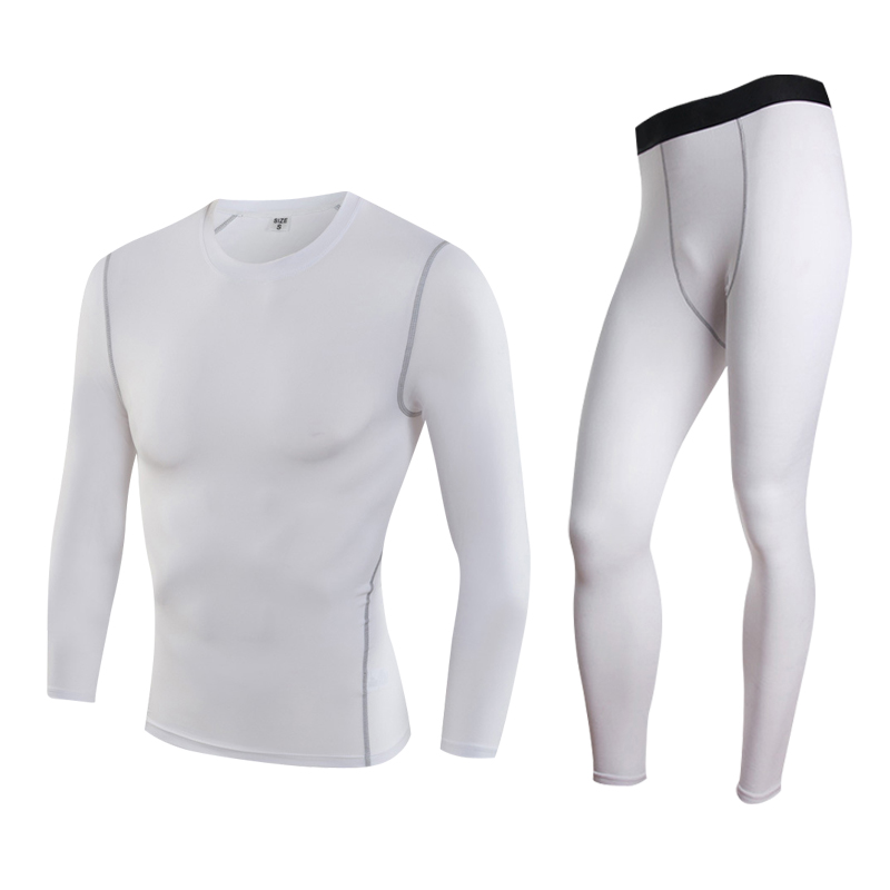 YD Nieuwe Logo Custom 2 stks Fitness Strakke Running Set Sneldrogende - Sportkleding en accessoires - Foto 6