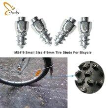 Marrkey 9 мм шипы для шин/винтовые Шипы/Ледяные Шипы/цепи для велосипеда/обуви/сапог MS4-9 100 шт