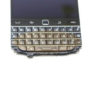 Image 4 - 3,5 Für Blackberry Klassische Q20 LCD Display Touchscreen Digitizer Montage Für Blackberry Q20 LCD mit Rahmen mit tastatur