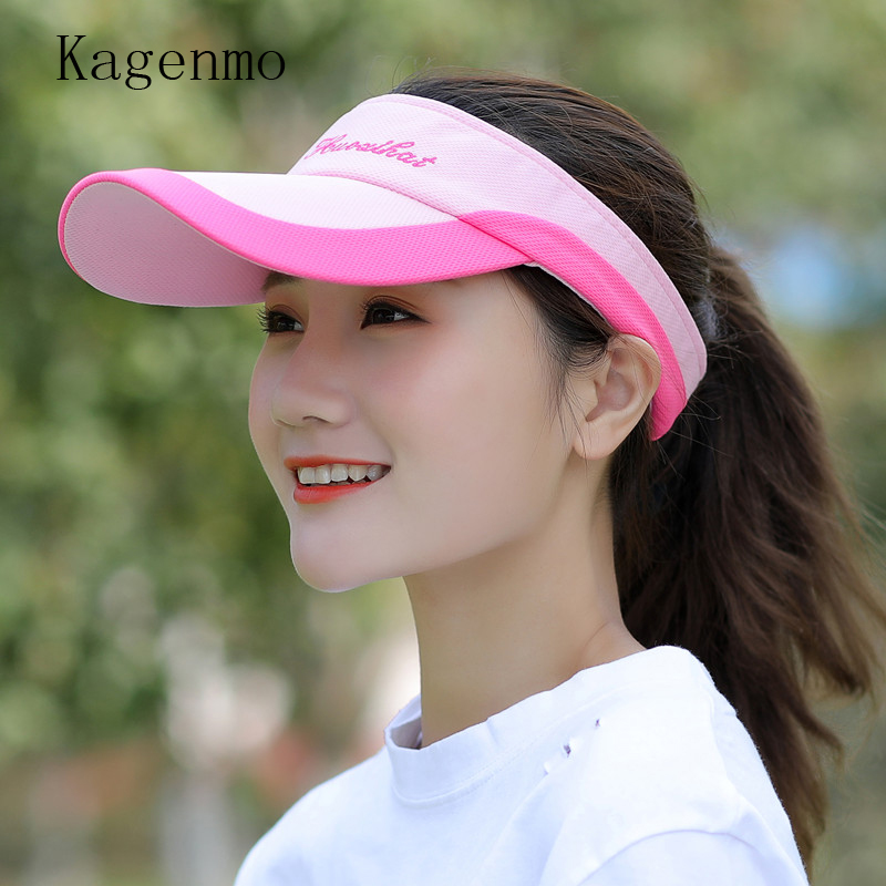 Kagenmo летняя Мужская Женская теннисная кепка без короны солнцезащитная Кепка бейсболка с козырьком