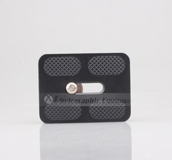10pcs Quick release plate 38x50mm Benro Arca Swiss compatible PU-50 B0 B1 B2 J0 J1 ballhead PU50