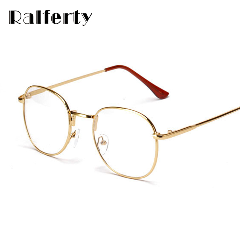 1d9150b2a63b Mens Gold Wire Frame Glasses