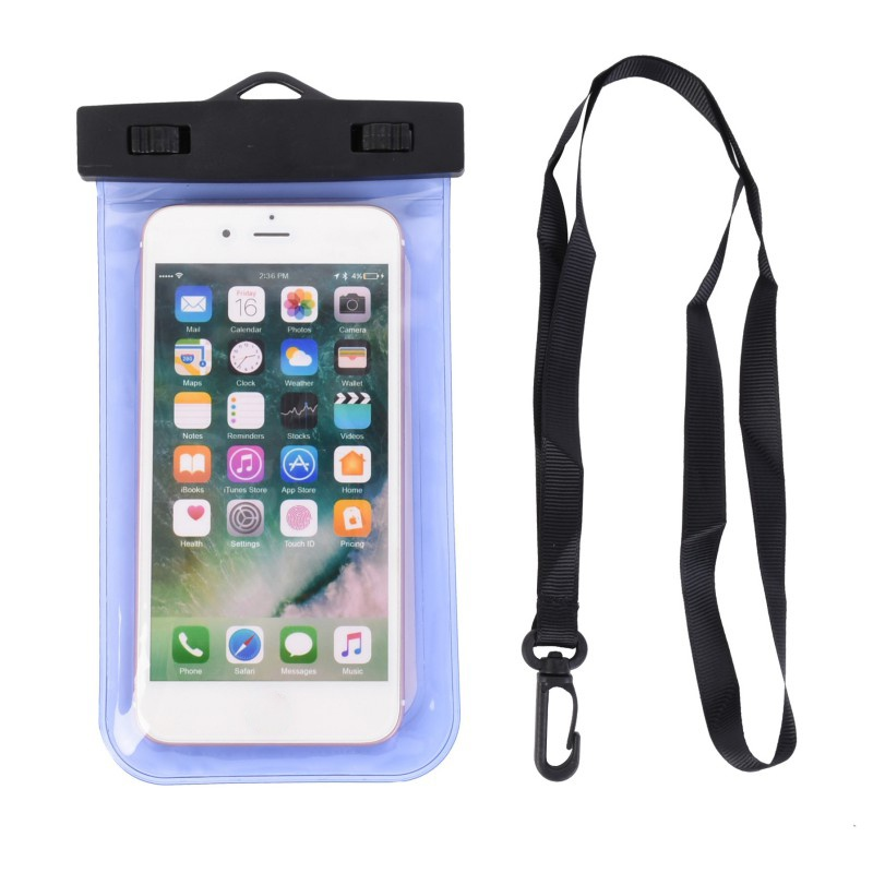 Swimming Waterproof Bag Underwater Pouch Phone Case For iphone 6 /6s /7 universal all models 3.5 inch -5.8 inch