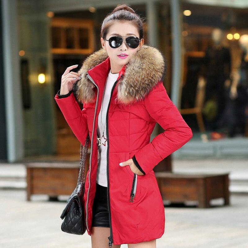 aa58533928565 Duck Down Winter Jacket Women