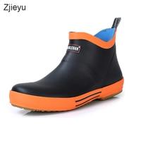 2018 Hot Sale Rubber Asker Rainboots Men Winter Bots Men Winter Fishing Boots Antiskid Boots
