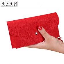 Модный женский длинный кошелек, вместительный отсек для карточек, сумочка с принтом личелло, кошелек на молнии, сумка для денег, женская сумочка с зажимом