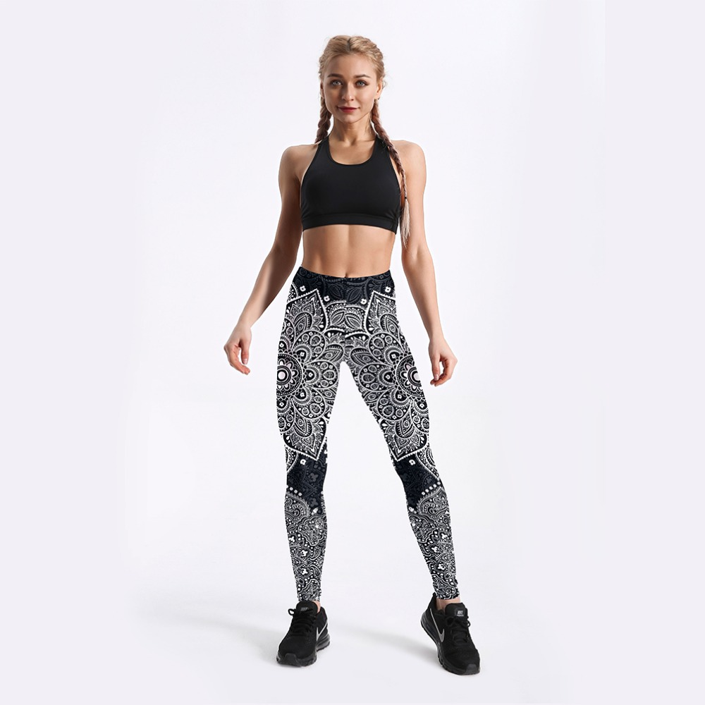Sport Femmes Wear Pantalon Leggings Fitness Yoga Gymnastique Jogging 5 Couleurs jg-03