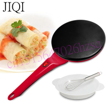 JIQI Household Non-stick Pan Electric Cake Stall Pancake Machine Portable Electric Bread Machine  Grilled Pancake Machine