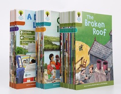 1 Set 40 Books 7-9 Level Oxford Reading Tree Richer Reading Learing Read Phonics English Story Picture Book Set Educational Toys