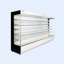 Коммерческое холодильное переднее открытый дисплей fridger морозильная камера для супермаркетов Розничные холодильные витрины
