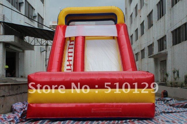 inflatable slide manufacturer competative low price to sale