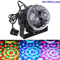 New 110V 220V Mini RGB LED Effect Light Crystal Stage Magic Effect Ball Lamp for Party Disco Club DJ Bar Show Dazzle Lights