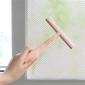 Image 5 - 1 Cái Nhựa Màn Chống Muỗi Bàn Chải Vệ Sinh Cửa Sổ Vô Hình Màn Hình Cửa Sổ Bàn Chải Vết Bẩn Cửa Sổ Rãnh Rửa Dụng Cụ