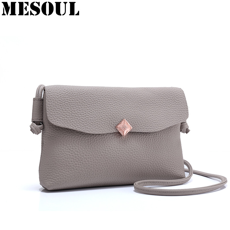 Candy Color Genuine Leather bags for women 2018 New Small Shoulder Crossbody Bags Fashion Handbags Clutches Ladies Party Bag zmqn women shoulder bag candy colors fashion handbags brand small leather crossbody bags for women messenger bag girl zipper 507