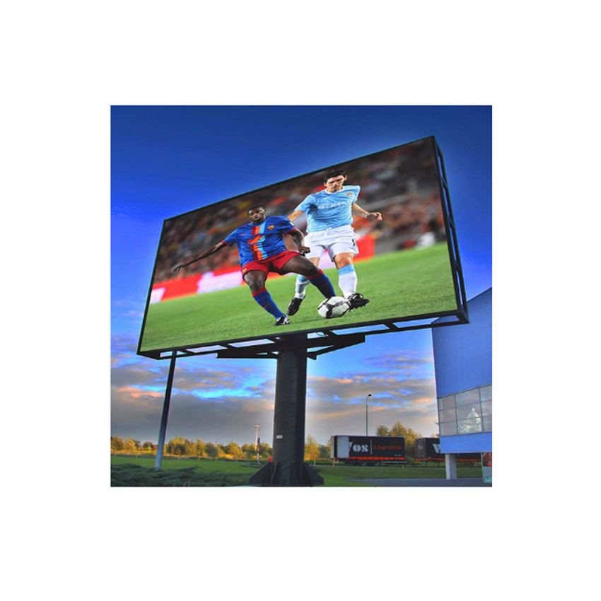 Waterproof Full Color LED Screen Panel, 512X512mm Die Casting Aluminum Cabinet, P8 SMD3535 Outdoor RGB LED Display Billboard
