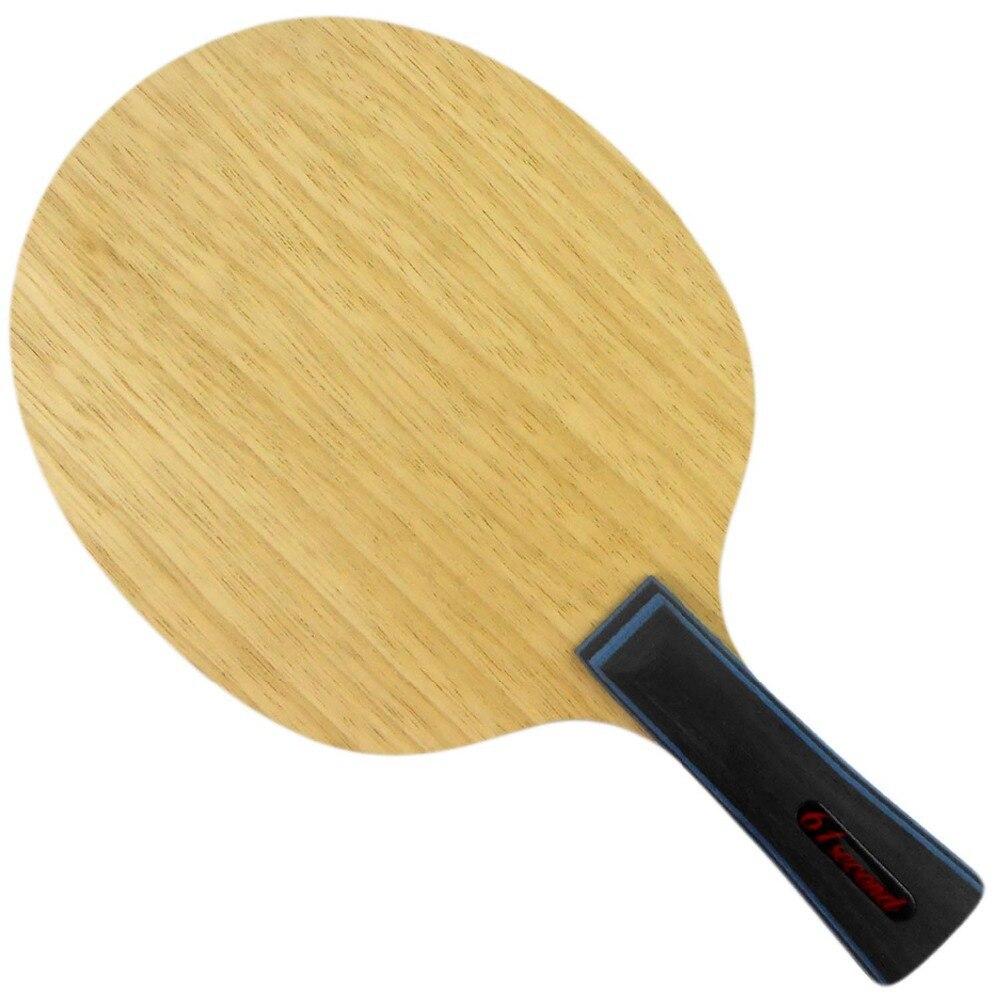 ФОТО 61second 3003 Super Light Table Tennis (PingPong) Blade (FL 55-65g / CS 63-74g)
