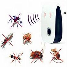 Ультразвуковой, для борьбы с вредителями отпугиватель крыс пылевых клещей, для уничтожения мышей, тараканов, против комаров, грызунов, животных, насекомых