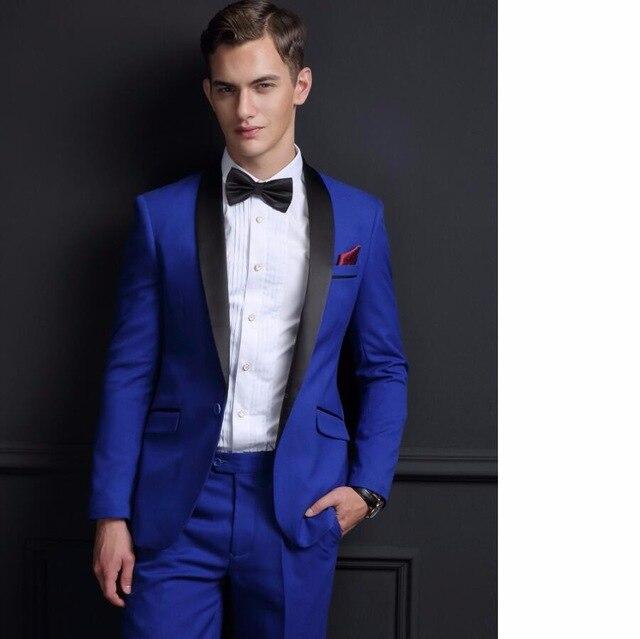 veste Marié custom Mariage De Meilleur Bleu Mesure 2017 Costumes Garçons Royal Pour Sur Picture Bow Color Dinner Smokings Homme Tie Pantalon Color Hommes Party D'honneur Blazer UWw0AFq