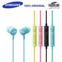 SAMSUNG HS130 Wired Headsets With Microphone Music Headphones 5 Color For Samsung Galaxy S8 S8Edge Support