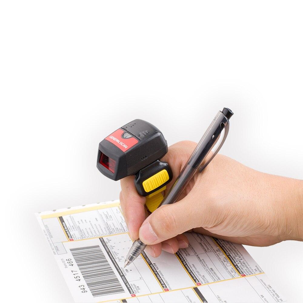 Bluetooth 4.0 δαχτυλίδι σαρωτή γραμμών - Ηλεκτρονικά γραφείου - Φωτογραφία 4