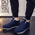 Fashion men ankle boots high quality cozy warm boots 2016 winter snow plush boots casual shoes