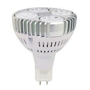 Image 1 - G12 led par30 مصباح 35 واط 130lm/ث G12 Par30 الأضواء استبدال 70 واط معدن هاليد مصباح AC85 265V