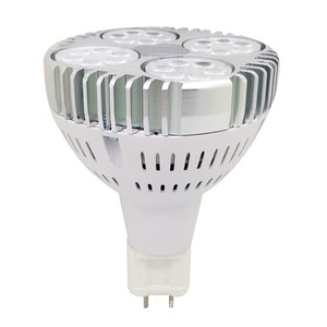 Image 1 - G12 led par30 lamp 35W 130lm/w G12 Par30 spotlight replace 70W Metal halide lamp AC85 265V