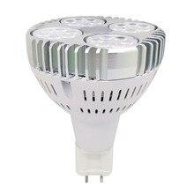 Lampe led par30 G12, 35W, 130lm/w, projecteur, lampe aux halogénures métalliques 70W AC85 265V