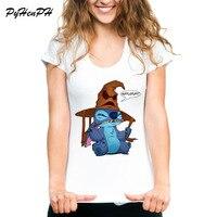 2019 мультфильм сортировки стежка женская футболка Веселая железная стежка печать футболка женская короткий рукав Повседневная футболка