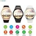 Смарт-часы SMARCENT KW18  подключенные наручные часы для Samsung  Huawei  Xiaomi  смартфонов на базе Android  Поддержка синхронизации вызовов  Messager Smartwach