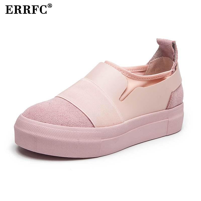 Confort Vente 39 Zapatos Arrivée Loisirs Plate Noir forme Chaussures Tendance Dame Errfc Nouvelle rose Chaude Rose Suede Femmes Casual 35 Taille Pour Uqd0n4wI