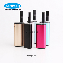 Original Colorful Kamry BIN Mini Vape Pen for E-Cigarette Starter Kit 650mAh 1.0ml Electronic Hookah Portable vaporizer