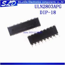 ULN2803 ULN2803A ULN2803APG 2803 DIP18 100 pcs/los Freies Verschiffen