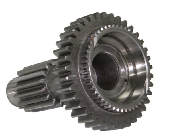 Foton tractor parts, the middle gear for reverse +auxiliary middle shaft , part number: FT800.37.134A+FT800.37.120A foton tractor parts the breath hose part number ta600 451 9