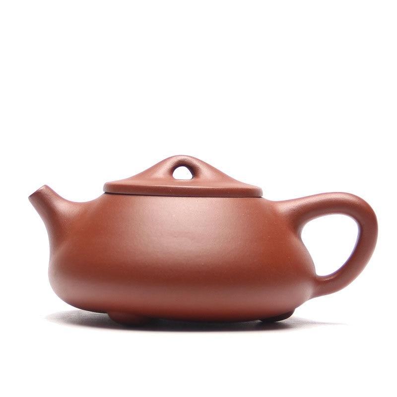 Yixing de bună calitate Purple Clay Set ceainic Qing Ciment Stone - Bucătărie, sală de mese și bar