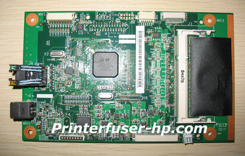 1pcs Q7805-60002 Q7805-60001 Formatter Board for HP LaserJet P2015dn formatter board cb407 60002 for hp laserjet 1022n with network ethernet