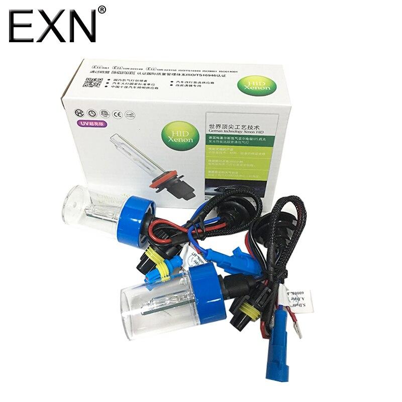 2pcs H7 HID Xenon Lamp 12V 55W Car HID Xenon Bulb Light H7 Lamp Xenon HID Light Headlight Bulb H76000k 4300k 8000k HID Headlamp