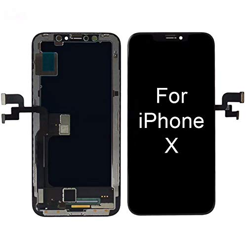 Image 3 - For iPhone X S Max XR LCD Display For Tianma AMOLED OEM Touch Screen With Digitizer Replacement Assembly Parts Black-in Mobile Phone LCD Screens from Cellphones & Telecommunications
