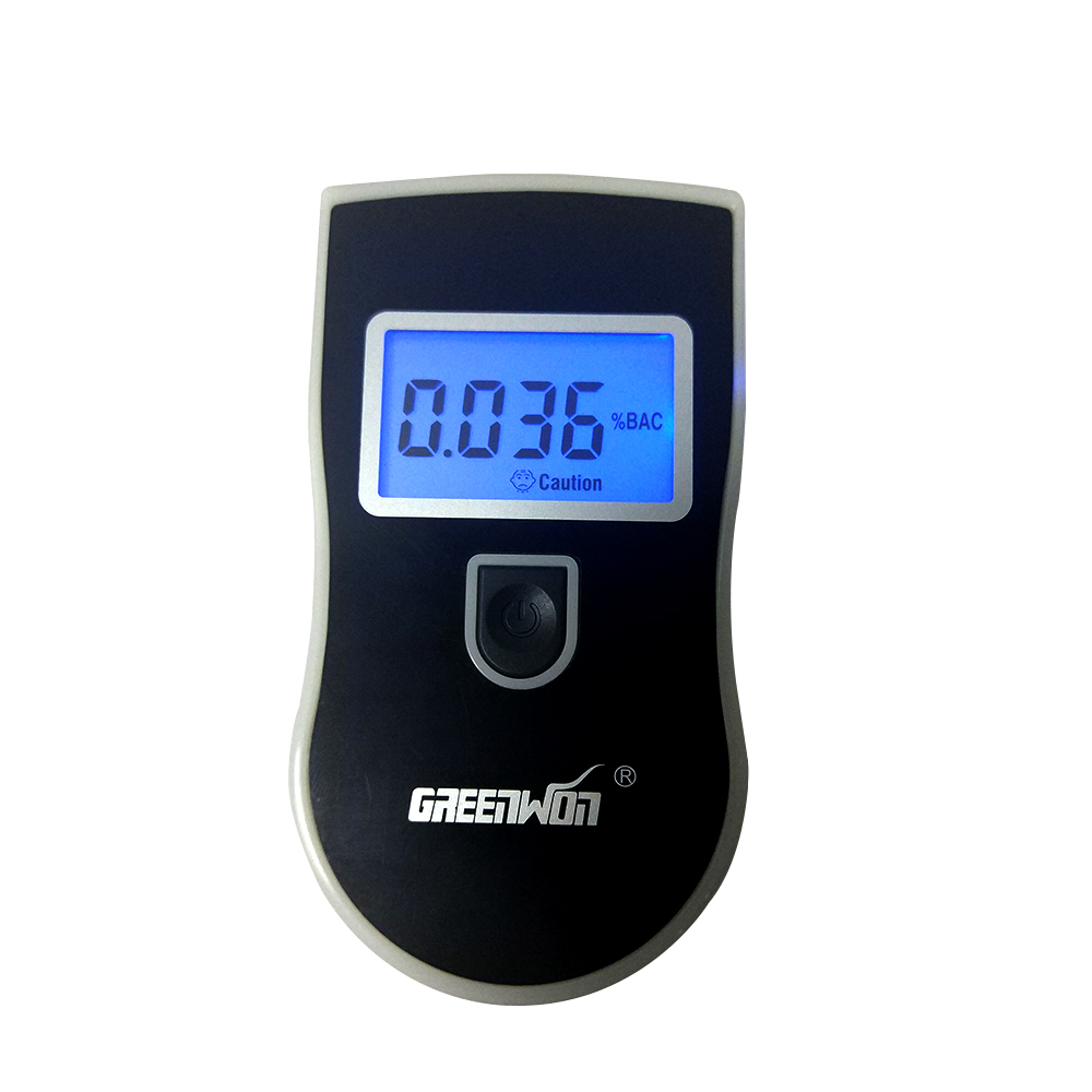 Portable Police Breathalyzer Analyzer Detector Digital Lcd Alcohol Sensor Breath Tester With 5 Disposable Mouth Pieces 818 100% High Quality Materials Travel & Roadway Product Back To Search Resultsautomobiles & Motorcycles