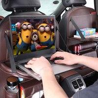 Car Seat Storage Bag Shopping Hanging Bags Baby Safety Seat Multifunction Foldable Box Children Safety Seat Car Back Bag