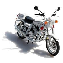 1/12 Kawasaki 750 Alloy Motorcykel Modell Motorcykel Fordon Pojke Presenter Leksaker För Barn Barn Födelsedagspresenter