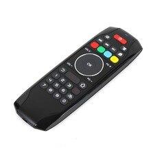 G7 2,4 г подсветкой Беспроводной Air Мышь с клавиатурой 6 оси гироскопа Smart Remote Управление для X96 Tv box Русский/Английский двусторонняя