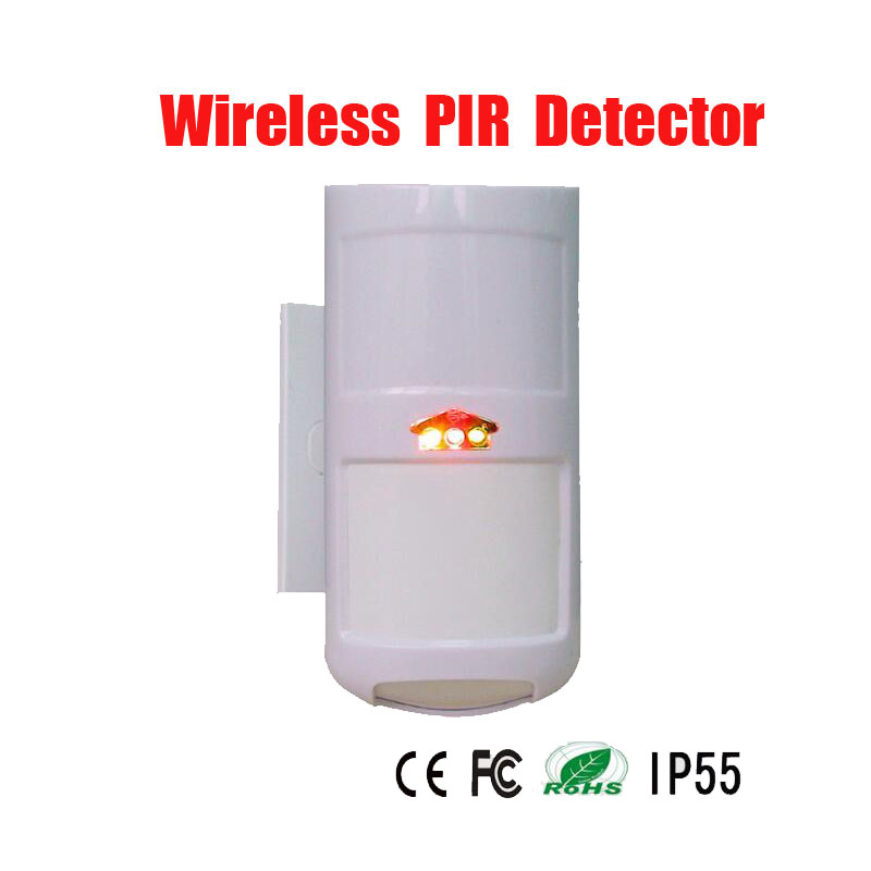 Free shipping  Outdoor Wireless 4-Element Pet Immunity PIR Passive Infrared Intrusion Motion Detector IP65 Waterproof Intrude 1 bottle free shipping aloe softgel soft capsule improve the immunity