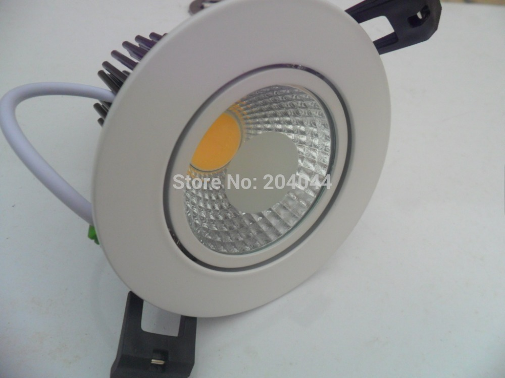 Direct Limited Selling Luces Led 2018 Spot Free Shipping 86mm Epistar Downlight With 100lm W Luminous Flux Ce And Tuv Marks ...