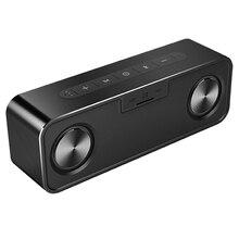 MIFA Metal taşınabilir 30W Bluetooth hoparlörler süper bas kablosuz hoparlör Bluetooth4.2 3D dijital Boombox ses hoparlör