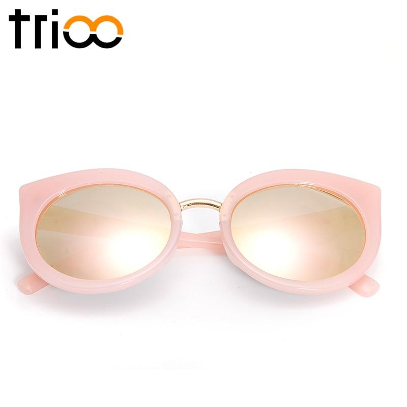 TRIOO UV400 Qoruyucu xanımlar Pişikli göz eynəkləri böyük - Geyim aksesuarları - Fotoqrafiya 5