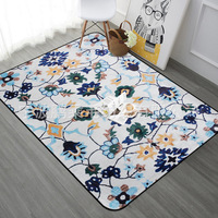 Household Carpet Flower color series large Area Carpets for Living Room Romantic Soft Big size Rugs Bedroom Study Floor Mat rug